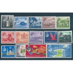 TRINIDAD E TOBAGO 1960-66...