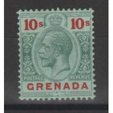 1913 GRENADA 10s. GIORGIO...
