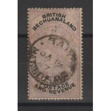 BECHUANALAND 1987 REGINA...