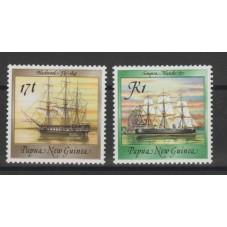 PAPUA NEW GUINEA 1988...