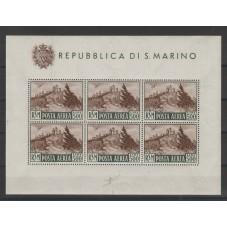 1951 SAN MARINO POSTA AEREA...