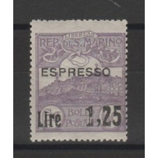 1926  SAN MARINO ESPRESSI...