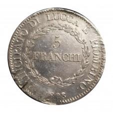 1808 LUCCA E PIOMBINO...