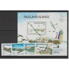 FALKLAND ISLANDS DEP 1990...