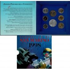 1998 SAN MARINO DIVISIONALE...