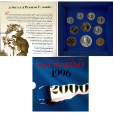 1996 SAN MARINO DIVISIONALE...