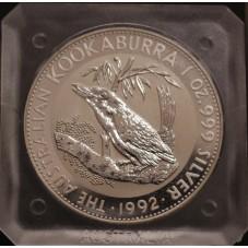 1992 AUSTRALIA 1 DOLLAR...
