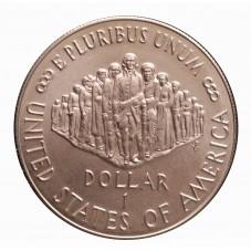1987 STATI UNITI 1 DOLLARO...
