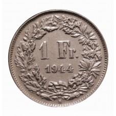 1944 SVIZZERA 1 FRANCO - B...