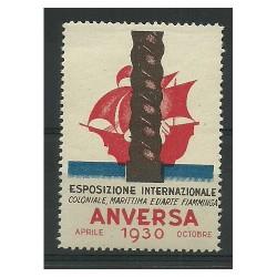 1930 ERINNOFILO ESPOSIZIONE...
