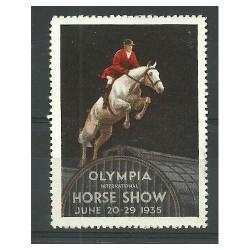1935 ERINNOFILO HORSE SHOW...
