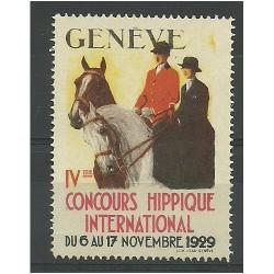 1929 ERINNOFILO IV CONCORSO...