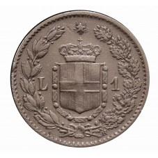 1886 REGNO D'ITALIA MONETA...