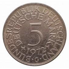 1972 GERMANIA DEUTSCHLAND...