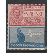 1924 REGNO PUBBLICITARI 60...