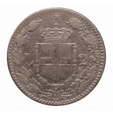1887 REGNO D'ITALIA MONETA...