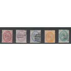 TONGA 1886 - 92 RE GIORGIO...