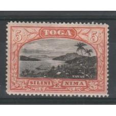 TONGA 1897 RE GIORGIO II°-...