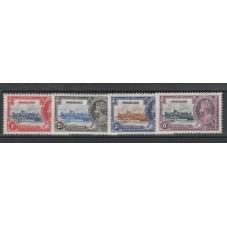 SWAZILAND 1935 GEORGE V...