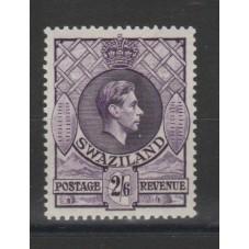 SWAZILAND 1938-54 GEORGE VI...
