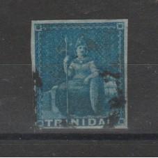 TRINIDAD E TOBAGO  1851 - 1...