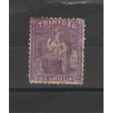 TRINIDAD E TOBAGO  1865-69-...