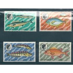 ASCENSION 1970 PESCI FISH...