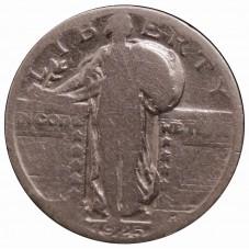 1925 USA STABDING LIBERTY...