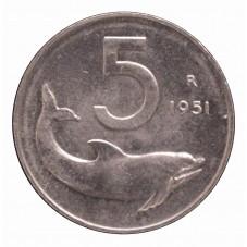1951 REPUBBLICA ITALIANA...
