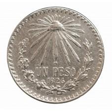 1926 MEXICO MESSICO 1 PESO...