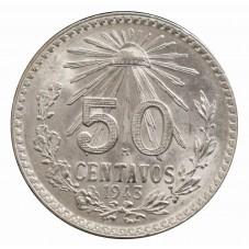 1943 MEXICO MESSICO 50...