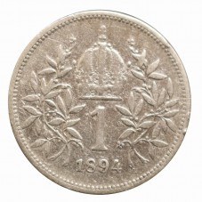 1894 AUSTRIA FRANZ JOSEF I...