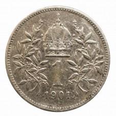 1901 AUSTRIA FRANZ JOSEF I...
