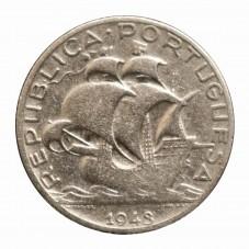 1948 PORTOGALLO 2.5 ESCUDOS...