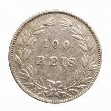 1880 PORTOGALLO 100 REIS -...
