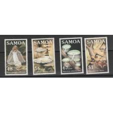 SAMOA E SISIFO 1985 FLORA...