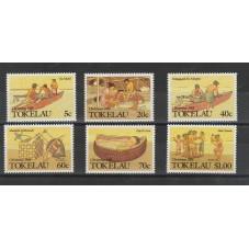 1988 TOKELAU NATALE 6...
