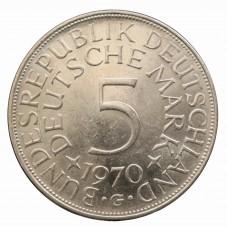 1970 GERMANIA DEUTSCHLAND...