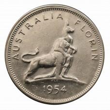 1954 AUSTRALIA ELISABETTA...