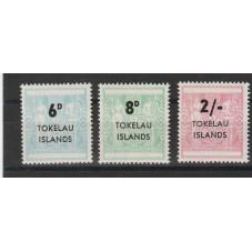 1966 TOKELAU SERIE FISCALI...