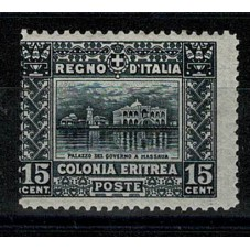 1910 ERITREA - 15 CENT....