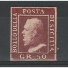 1859 SICILIA 50 gr LACCA...