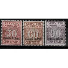 1916 ERITREA SERVIZIO...