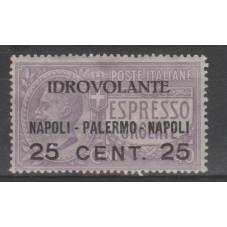 1917 REGNO P.A. IDROVOLANTE...