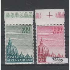 1958 VATICANO POSTA AEREA...
