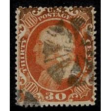 1860 STATI UNITI U.S.A. 30...