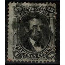 1867 STATI UNITI U.S.A. 15...