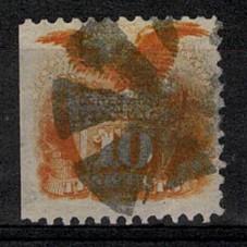 1869 STATI UNITI USA 10...