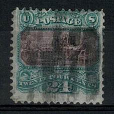 1869 STATI UNITI U.S.A. 24...