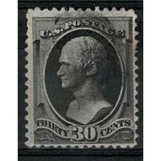 1870/71 STATI UNITI U.S.A....